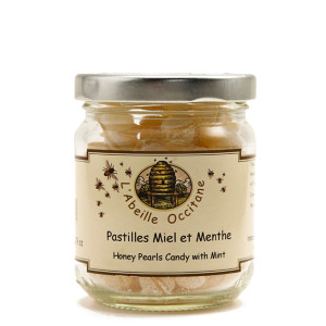 L'Abeille Occitane Honey Pearls Candy with Mint