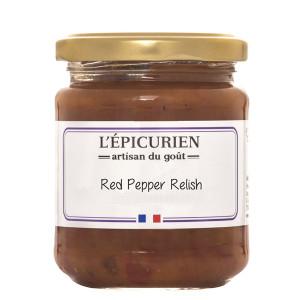 L'Epicurien Red Pepper Relish