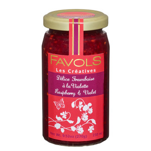 Favols Raspberry Jam with Violet