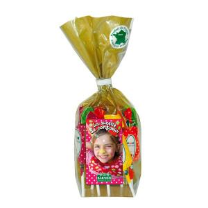 Bonbons Barnier Small bag of Bonbons Barnier Assorted Fruit Flavored Lollipops