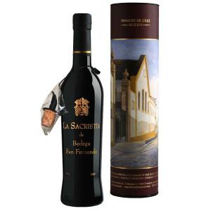 Vinagres de Yema La Sacrista Grande Reserva Sherry Vinegar