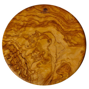 Berard Round Olive Wood Cutting Board