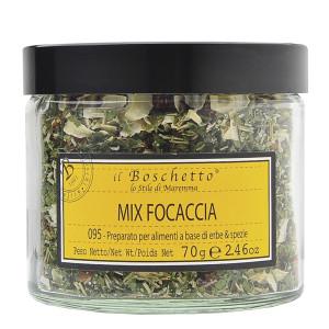 Il Boschetto Focaccia Herb Mix