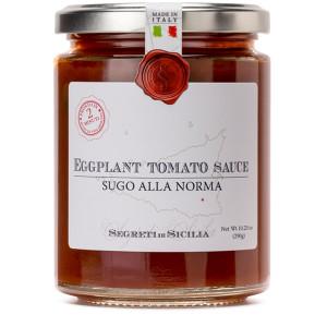 Frantoi Cutrera Norma Tomato Sauce with Eggplant