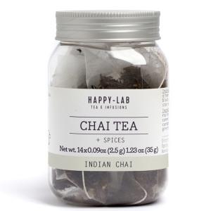Happy-Lab Indian Chai Tea Sachets