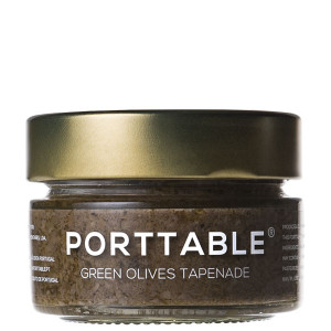 Porttable Green Olive Tapenade