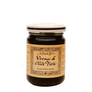 La Favorita Black Olive Spread