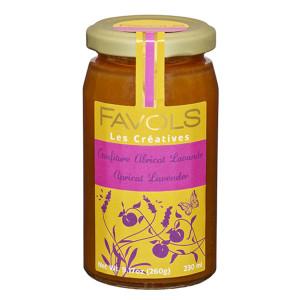 Favols Apricot Jam with Lavender