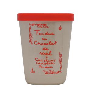 Aux Anysetiers du Roy Dark Chocolate with Orange Christmas Fondue