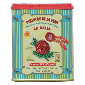 La Dalia Smoked Spanish Paprika - Hot