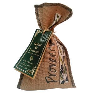 L'Ami Provencal Provence Herbs in Burlap Bag