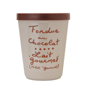 Aux Anysetiers du Roy Milk Chocolate Fondue
