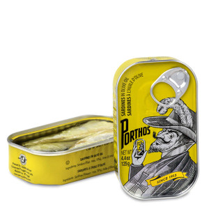 Conservas Portugal Norte Sardines in Olive Oil