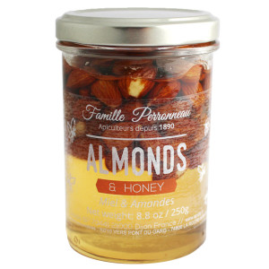 Famille Perronneau Acacia Honey with Almonds