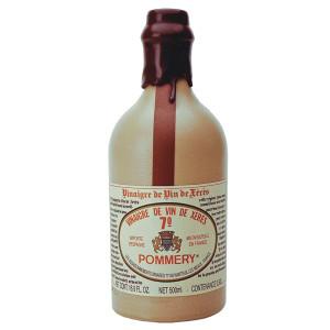 Pommery Sherry Vinegar Stone Bottle