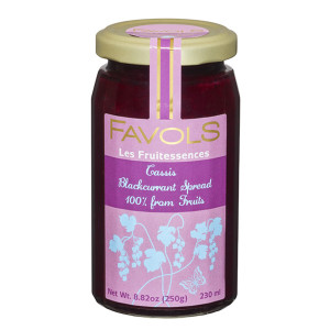 Favols Blackcurrant Fruit Spread
