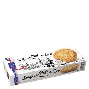 Filet Bleu Coconut Cookies