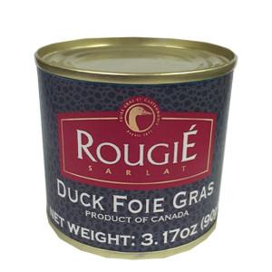 Rougie Duck Foie Gras with Armagnac