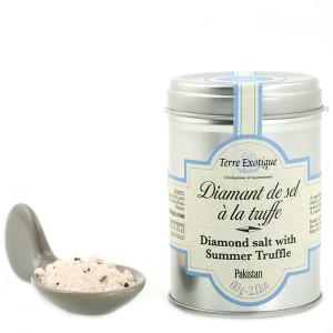 Terre Exotique Pink Fine Diamond Salt with Truffle
