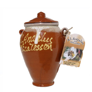 Al Andalus Mountain Honey Crock