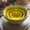 Medium Yellow Salad Paris Bowl