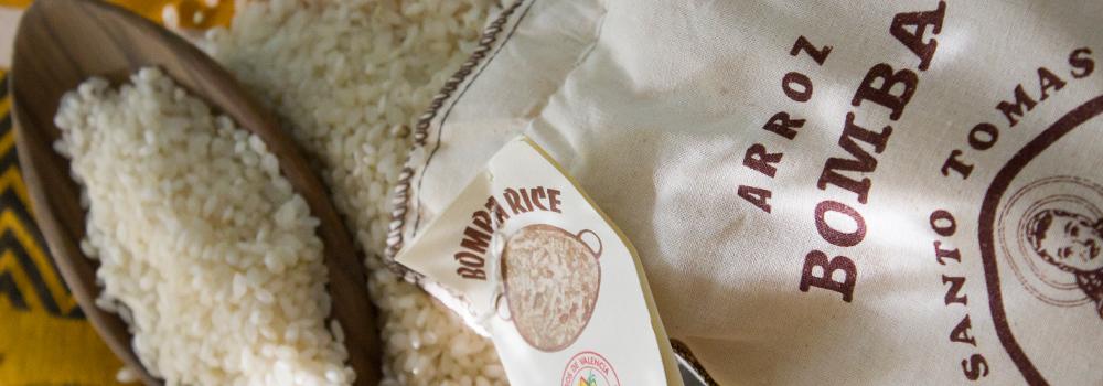 Antonio Tomas Bomba Rice, the perfect rice to make home made paella!