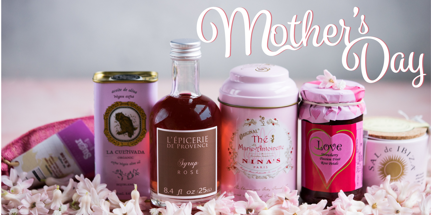 All the best gourmet Food for Mother's day