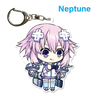 "Azur Lane: Crosswave 2"" Acrylic Charms - Neptune"