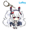 "Azur Lane: Crosswave 2"" Acrylic Charms - Laffey"