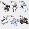 "Azur Lane: Crosswave 3"" Acrylic Charms"