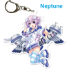 "Azur Lane: Crosswave 3"" Inch Acrylic Charms - Neptune"