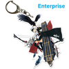 "Azur Lane: Crosswave 3"" Acrylic Charms - Enterprise"