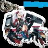 "Azur Lane: Crosswave 3"" Acrylic Charms - Prinz Eugen"