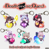 Death end re;Quest Acrylic Charms