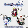 Death end re;Quest 2 Acrylic Charms