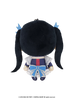 Noire Keychain Plushie (Back)