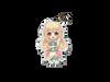 Neptunia Acrylic Charms: Vert