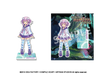 Super Nep Acrylic Standee: Neptune