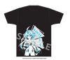 Goddess T-Shirt: White Heart