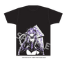 Goddess T-Shirt: Purple Heart