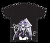 Goddess T-Shirt: Purple Heart
