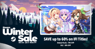 SAVE on IFI Titles During These Winter Sales!
