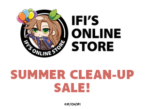 IFI's Summer Clean-Up Sale!