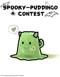 Spooky Puddingo Contest!