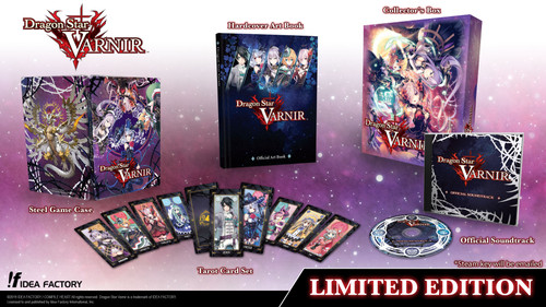 Dragon Star Varnir Limited Edition Steam Version