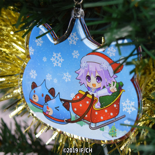Iffy's Holiday Ornament (2019)