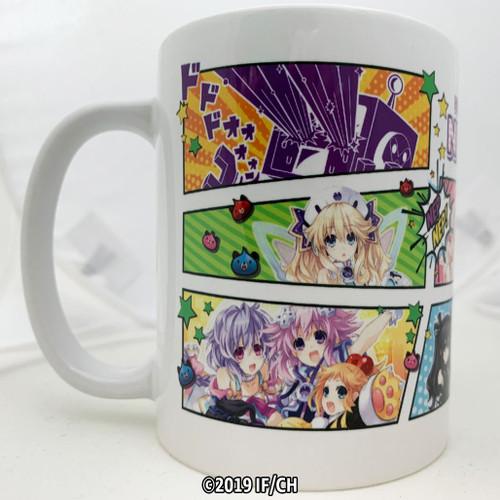 Neptunia Mug