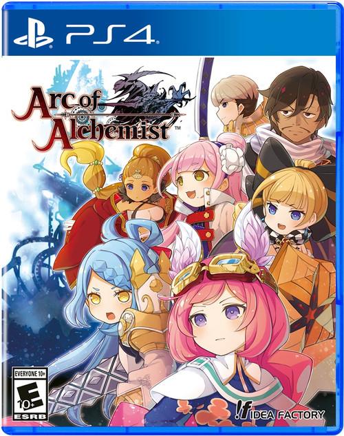 Arc of Alchemist Standard Edition (PS4)
