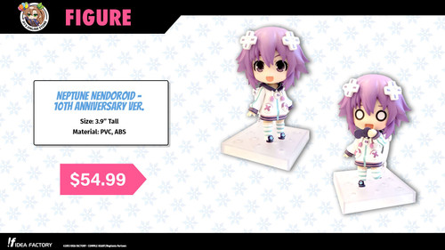 Neptune Nendoroid - 10th Anniversary Ver. - SOLD OUT!