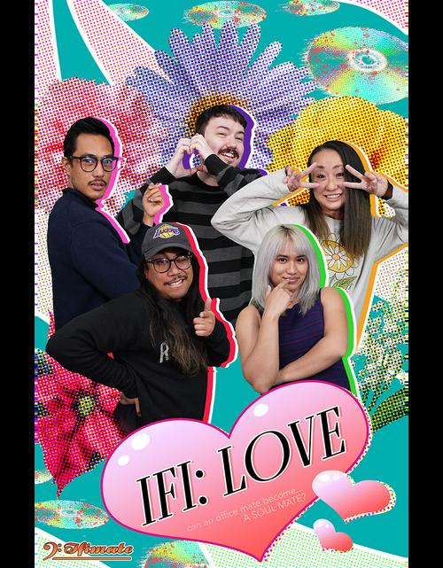 IFI: LOVE (If I Love) Standard Edition - Wishlist now!